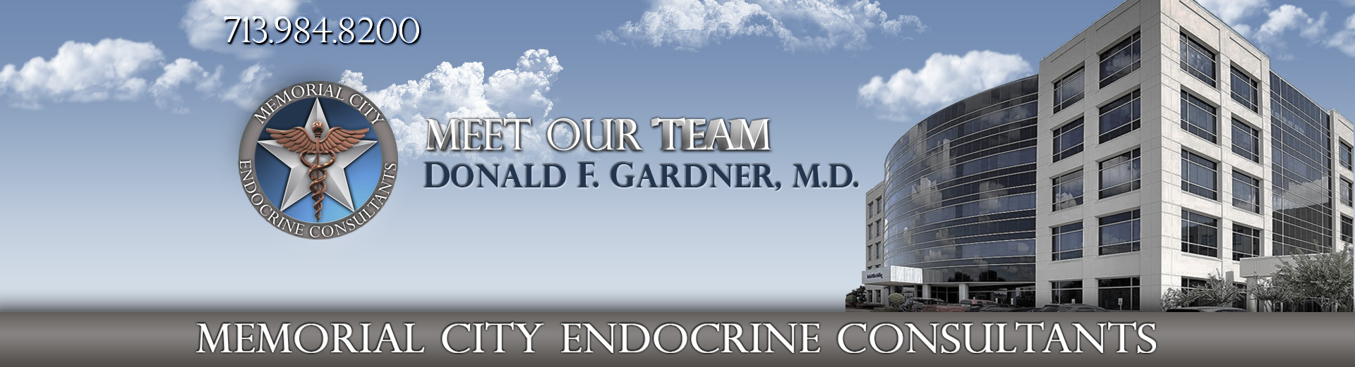 Donald F  Gardner, M D  - Memorial City Endocrine Consultants